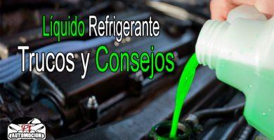 cuando cambiar liquido refrigerante